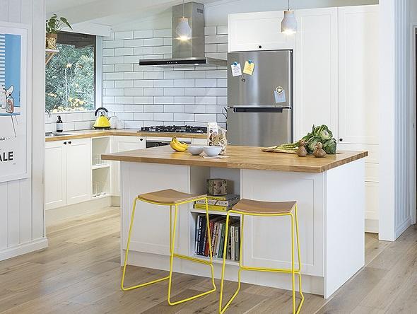 ideal kitchen setup